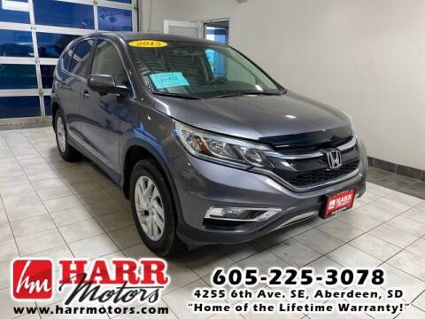 2015 Honda CR-V for sale at Harr's Redfield Ford in Redfield SD