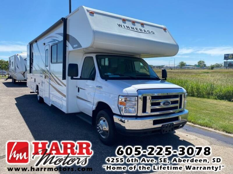 2018 Ford E-Series Chassis for sale at Harr's Redfield Ford in Redfield SD