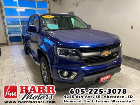 2015 Chevrolet Colorado for sale at Harr's Redfield Ford in Redfield SD