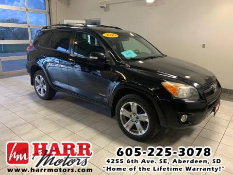 2010 Toyota RAV4 for sale at Harr's Redfield Ford in Redfield SD