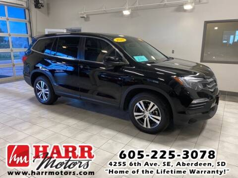 2018 Honda Pilot for sale at Harr's Redfield Ford in Redfield SD