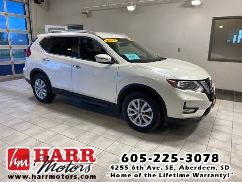 2017 Nissan Rogue for sale at Harr's Redfield Ford in Redfield SD