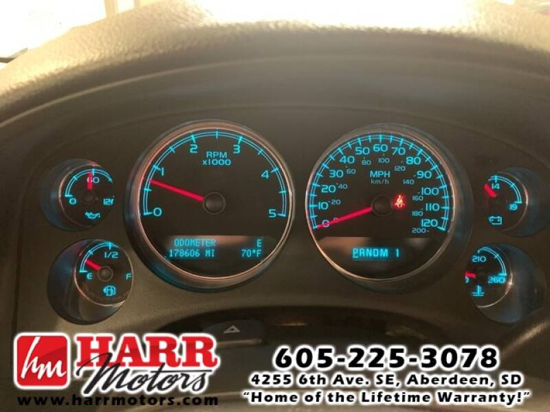 2009 Chevrolet Silverado 2500HD for sale at Harr's Redfield Ford in Redfield SD