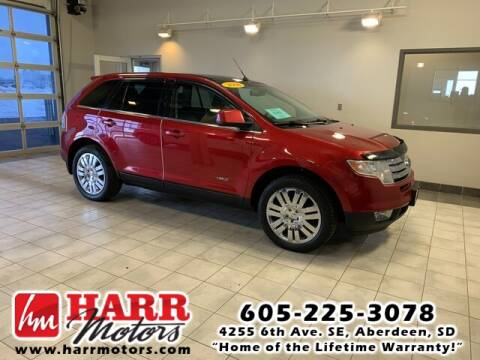 2008 Ford Edge for sale at Harr's Redfield Ford in Redfield SD