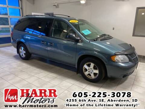 2006 Dodge Grand Caravan for sale at Harr's Redfield Ford in Redfield SD