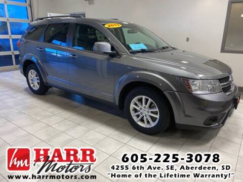 2013 Dodge Journey for sale at Harr's Redfield Ford in Redfield SD