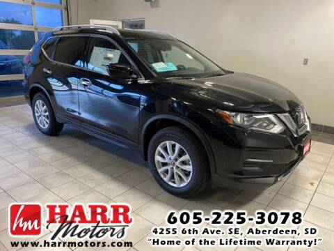 2020 Nissan Rogue for sale at Harr's Redfield Ford in Redfield SD