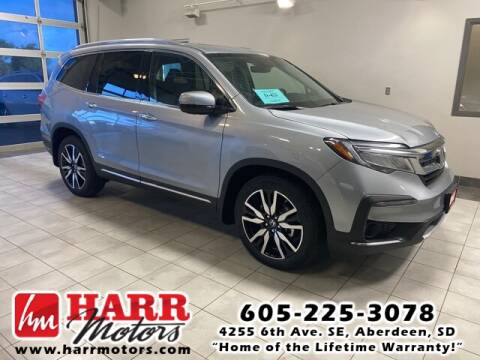 2020 Honda Pilot for sale at Harr's Redfield Ford in Redfield SD