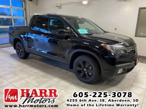 2020 Honda Ridgeline for sale at Harr's Redfield Ford in Redfield SD