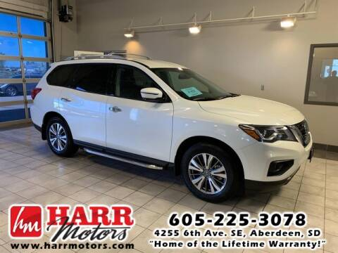 2019 Nissan Pathfinder for sale at Harr's Redfield Ford in Redfield SD