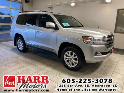 2018 Toyota Land Cruiser for sale at Harr's Redfield Ford in Redfield SD