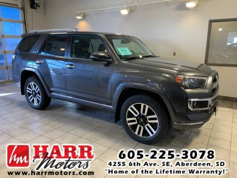 2020 Toyota 4Runner for sale at Harr's Redfield Ford in Redfield SD