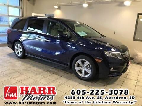 2019 Honda Odyssey for sale at Harr's Redfield Ford in Redfield SD