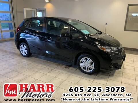 2019 Honda Fit for sale at Harr's Redfield Ford in Redfield SD