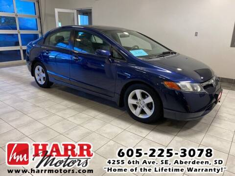 2006 Honda Civic for sale at Harr's Redfield Ford in Redfield SD