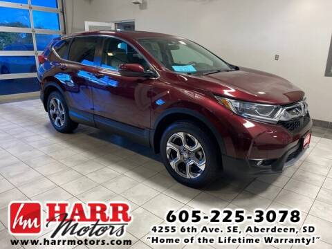 2018 Honda CR-V for sale at Harr's Redfield Ford in Redfield SD
