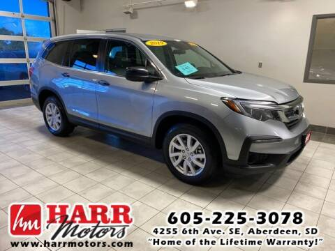 2019 Honda Pilot for sale at Harr's Redfield Ford in Redfield SD