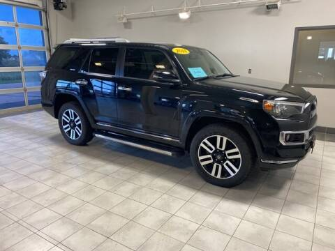 2014 Toyota 4Runner for sale at Harr's Redfield Ford in Redfield SD