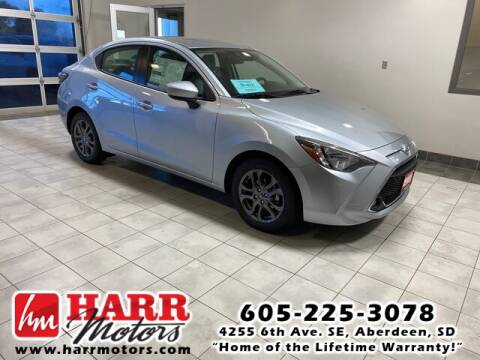 2020 Toyota Yaris for sale at Harr's Redfield Ford in Redfield SD