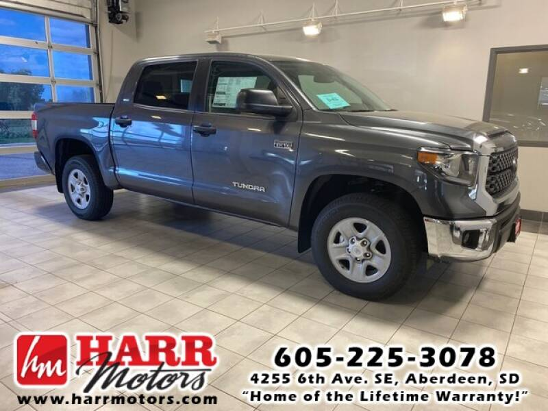 2020 Toyota Tundra for sale at Harr's Redfield Ford in Redfield SD