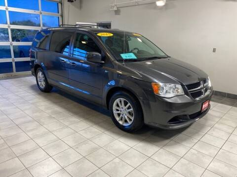 2015 Dodge Grand Caravan for sale at Harr's Redfield Ford in Redfield SD