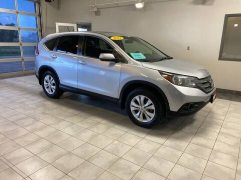 2012 Honda CR-V for sale at Harr's Redfield Ford in Redfield SD