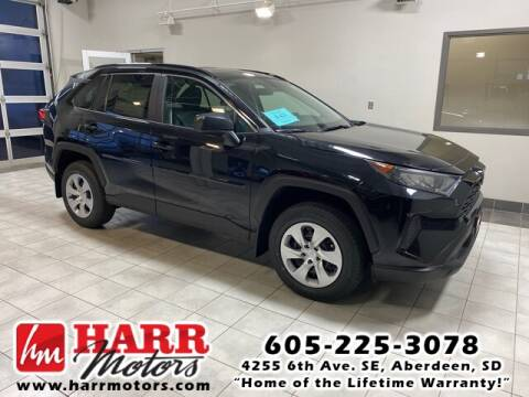 2020 Toyota RAV4 for sale at Harr's Redfield Ford in Redfield SD