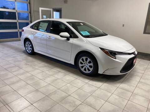 2021 Toyota Corolla for sale at Harr's Redfield Ford in Redfield SD