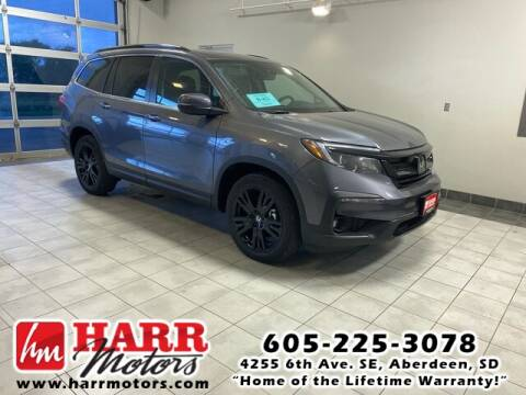 2021 Honda Pilot for sale at Harr's Redfield Ford in Redfield SD