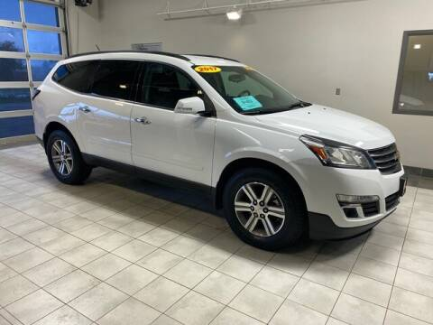 2017 Chevrolet Traverse for sale at Harr's Redfield Ford in Redfield SD