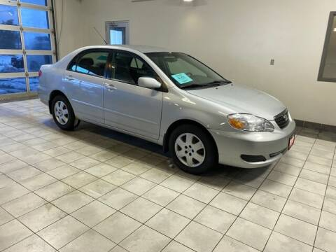 2005 Toyota Corolla for sale at Harr's Redfield Ford in Redfield SD
