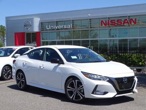 2020 Nissan Sentra SR for sale at UNIVERSAL NISSAN HYUNDAI in Orlando FL