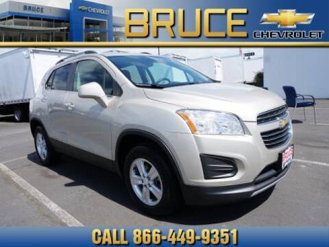 2016 Chevrolet Trax for sale at Medium Duty Trucks at Bruce Chevrolet in Hillsboro OR