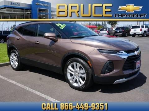 2019 Chevrolet Blazer for sale at Medium Duty Trucks at Bruce Chevrolet in Hillsboro OR