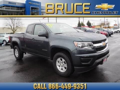 2019 Chevrolet Colorado for sale at Medium Duty Trucks at Bruce Chevrolet in Hillsboro OR