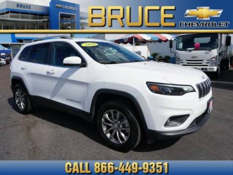 2019 Jeep Cherokee for sale at Medium Duty Trucks at Bruce Chevrolet in Hillsboro OR