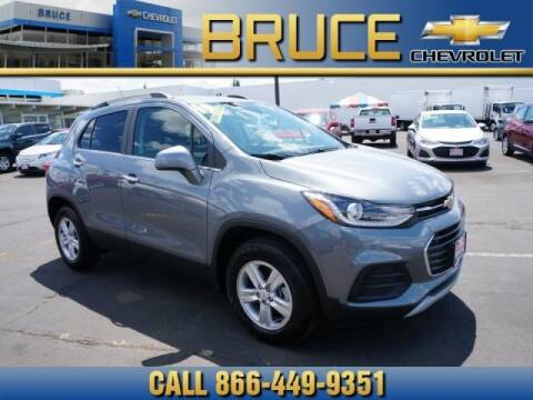 2019 Chevrolet Trax for sale at Medium Duty Trucks at Bruce Chevrolet in Hillsboro OR
