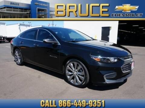 2016 Chevrolet Malibu for sale at Medium Duty Trucks at Bruce Chevrolet in Hillsboro OR