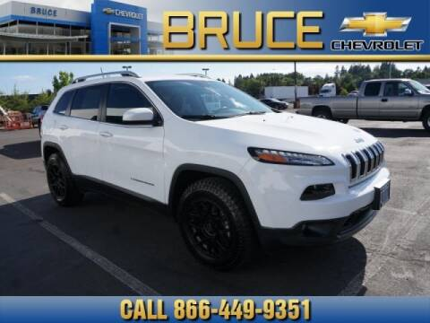 2018 Jeep Cherokee for sale at Medium Duty Trucks at Bruce Chevrolet in Hillsboro OR