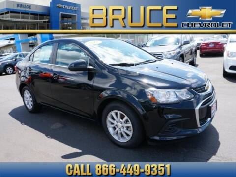 2017 Chevrolet Sonic for sale at Medium Duty Trucks at Bruce Chevrolet in Hillsboro OR