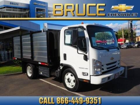 2018 Chevrolet 5500 LCF for sale at Medium Duty Trucks at Bruce Chevrolet in Hillsboro OR