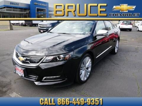 2019 Chevrolet Impala for sale at Medium Duty Trucks at Bruce Chevrolet in Hillsboro OR