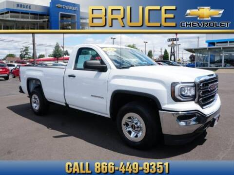 2018 GMC Sierra 1500 for sale at Medium Duty Trucks at Bruce Chevrolet in Hillsboro OR