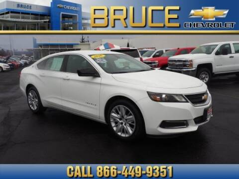 2016 Chevrolet Impala for sale at Medium Duty Trucks at Bruce Chevrolet in Hillsboro OR