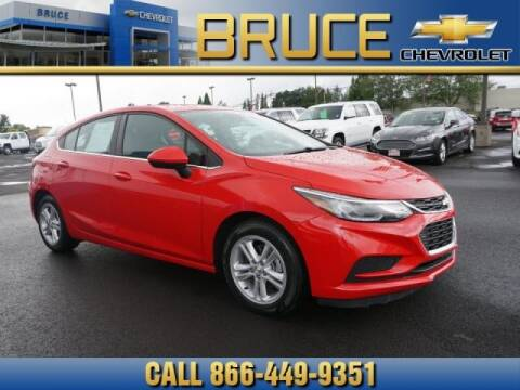 2017 Chevrolet Cruze for sale at Medium Duty Trucks at Bruce Chevrolet in Hillsboro OR
