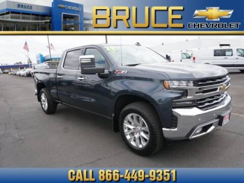 2020 Chevrolet Silverado 1500 for sale at Medium Duty Trucks at Bruce Chevrolet in Hillsboro OR