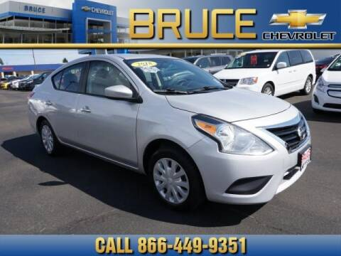 2018 Nissan Versa for sale at Medium Duty Trucks at Bruce Chevrolet in Hillsboro OR