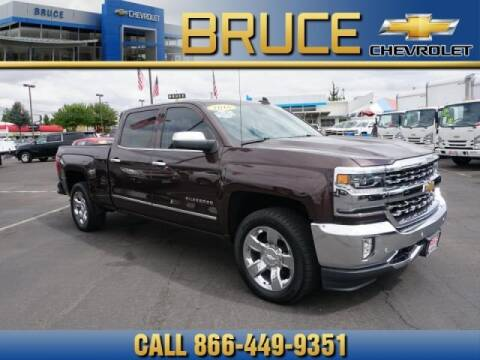 2016 Chevrolet Silverado 1500 for sale at Medium Duty Trucks at Bruce Chevrolet in Hillsboro OR