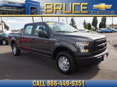 2017 Ford F-150 for sale at Medium Duty Trucks at Bruce Chevrolet in Hillsboro OR