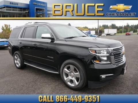 2018 Chevrolet Tahoe for sale at Medium Duty Trucks at Bruce Chevrolet in Hillsboro OR
